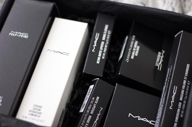 beauty blogger mac cosmetics