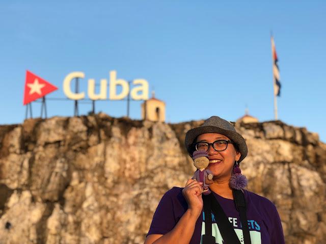 Cuba signage, Havana, Cuba
