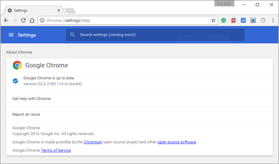how to turn on location for certain websites in chrome