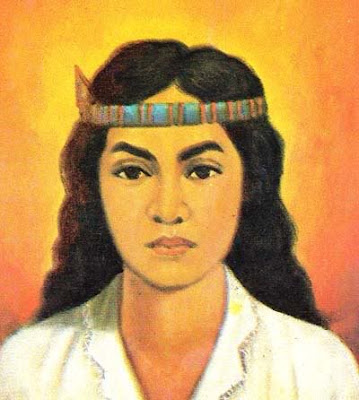 Martha Christina Tiahahu - Pahlawan Nasional