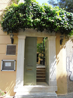 Οικία Λασσάνη Μουσείο Ελληνικών λαϊκών Οργάνων στην Πλάκα