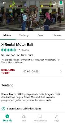 Ulasan-Pelanggan-X-Rental-Motor-Bali-Via-tripadvisor