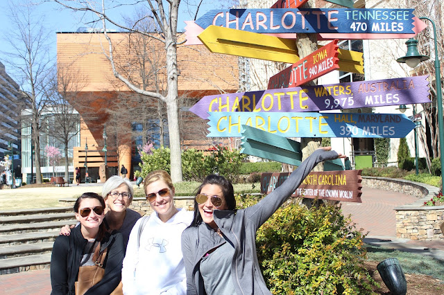 Guide to Charlotte, NC, What to do, Where to eat, Where to stay