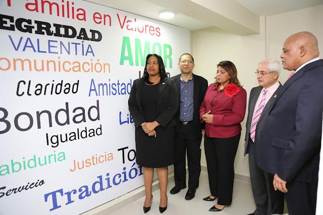 Despacho Primera Dama entrega Centro de Atención Integral para Familias del sector de Herrera