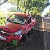 Acidente com danos materiais na ERS 472 entre Taquaruçu do Sul e Vista Alegre