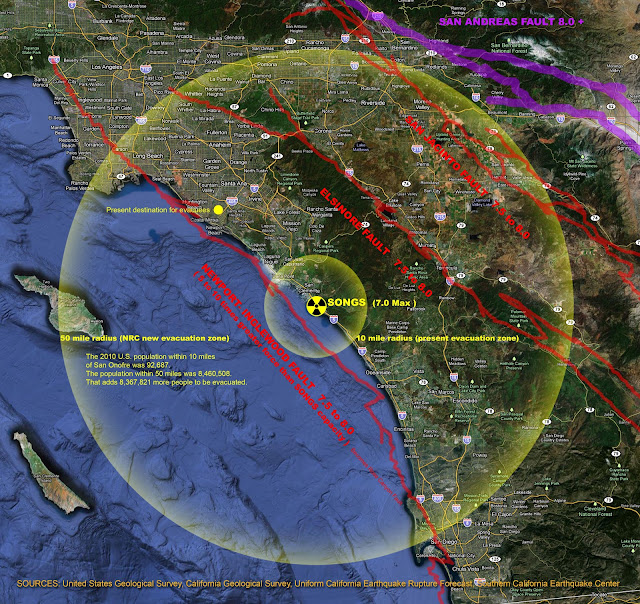 Do You Live In The San Onofre Fallout Zone?