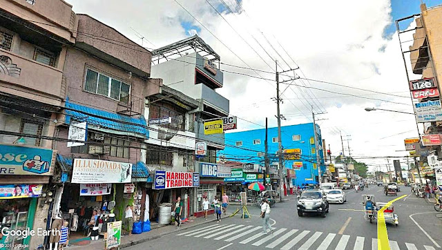 Uptown Lipa City.  Image source:  Google Earth Street View.