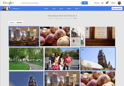 Google+, 10 trang web lưu trữ và chia sẻ hình ảnh tốt nhất