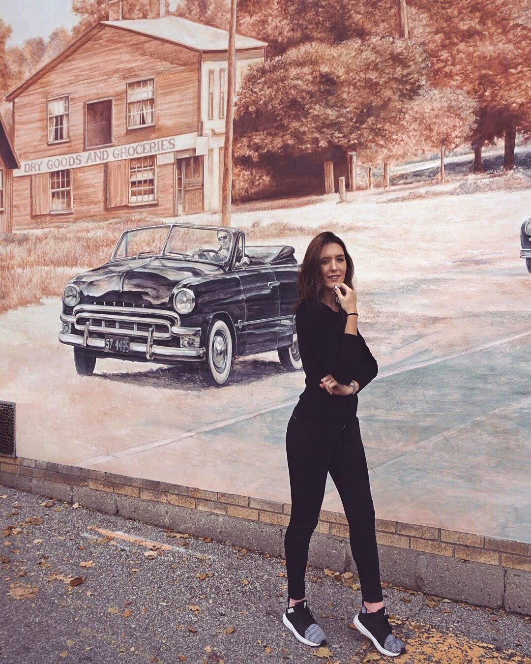 Dundas West Murals