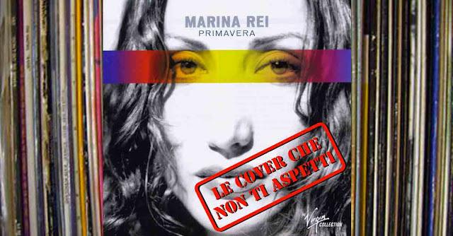 Primavera di Marina Rei: cover