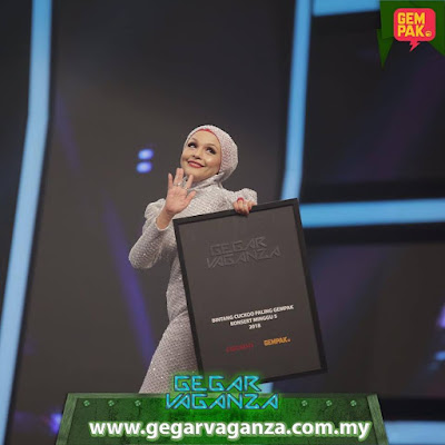Live Streaming Gegar Vaganza 2018 Minggu 6 (4.11.2018)