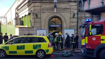 القاهرة تدين الحادث الإرهابي في لندن..وتؤكد: تضامن مصر مع بريطانيا