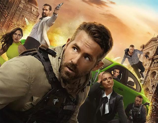 Ryan Reynolds y cía en el póster de & en la sombra