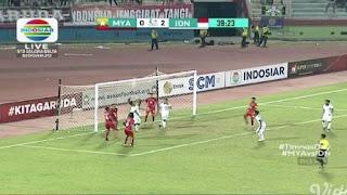 Myanmar vs Indonesia 1-2 AFF U16 Championship 2018