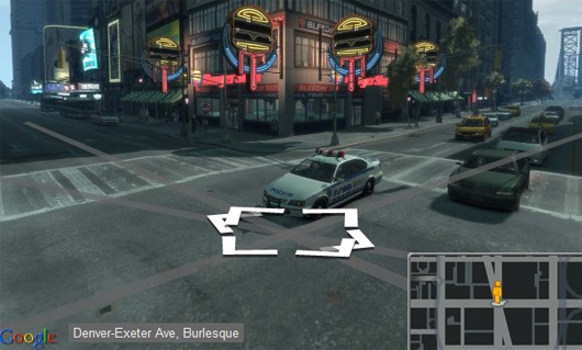 Dr Christos Gatzidis' Blog: GTA Liberty City on Google Maps