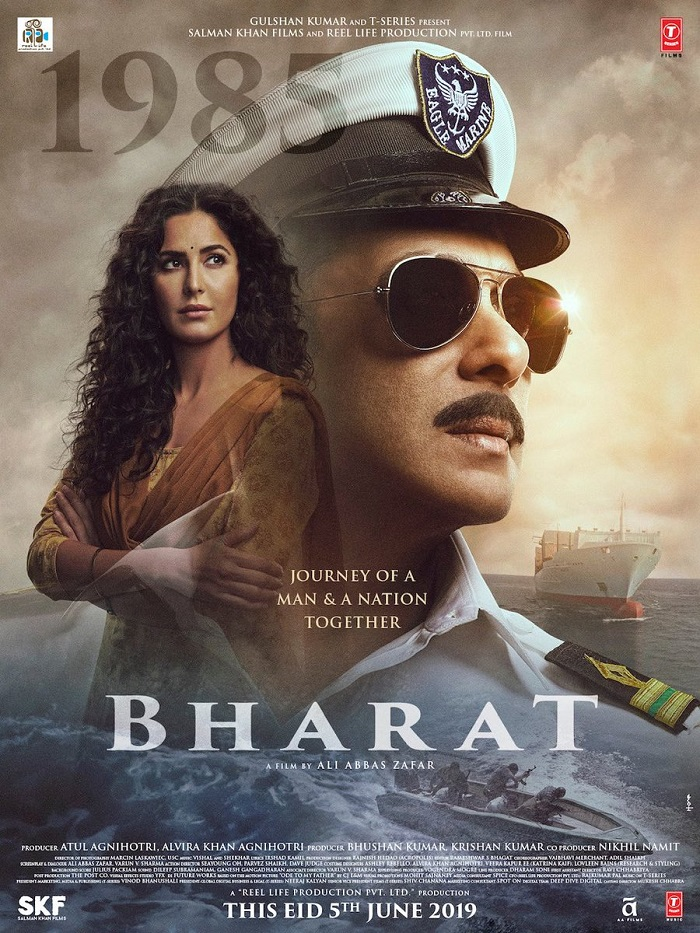 bharat fourth movie poster