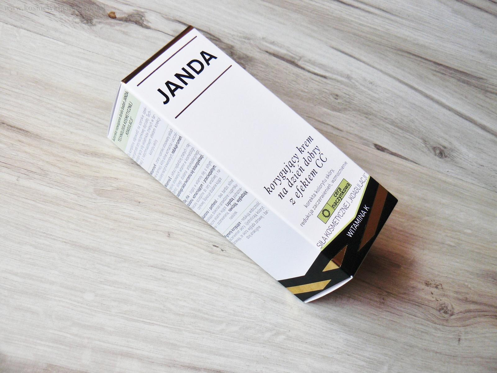 JANDA - CC EFEKT