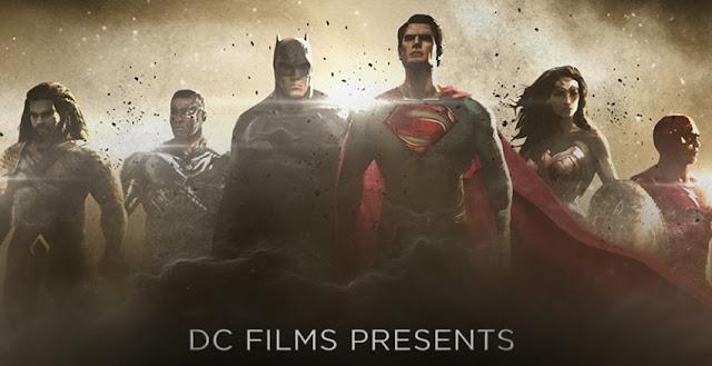 Filmagens de Liga da Justiça começam em abril