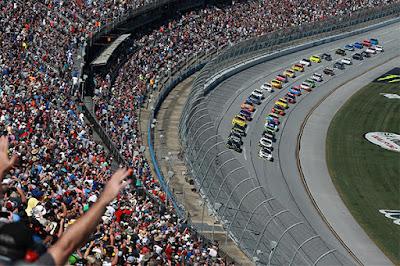 Fast Fords At Talladega As Almirola Wins - #NASCAR