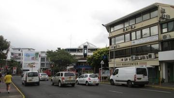 Rues de Papeete