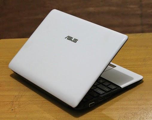 harga laptop bekas asus 1215b