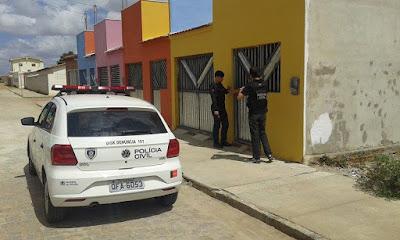 Acusado de assaltar HS Móveis é preso por policiais civis de Cuité