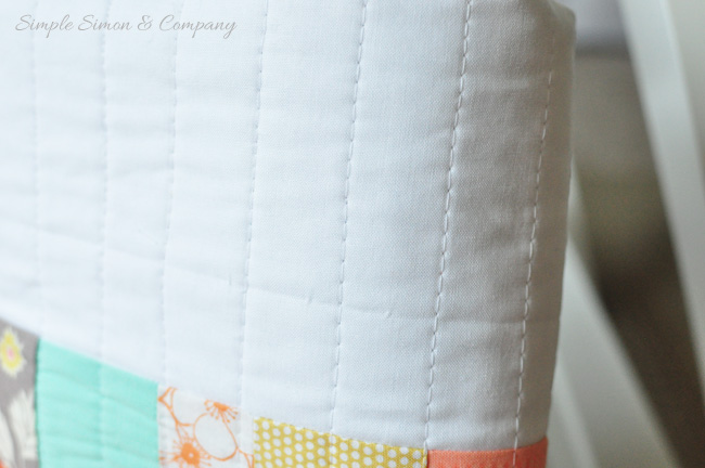 Baby Coin Quilt - Simple Simon and Company