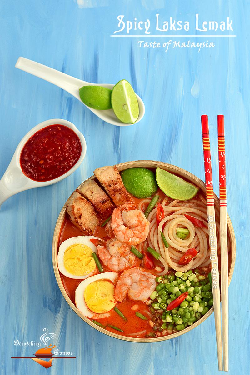 Curry Me Recipe | Malay Noodles Soup