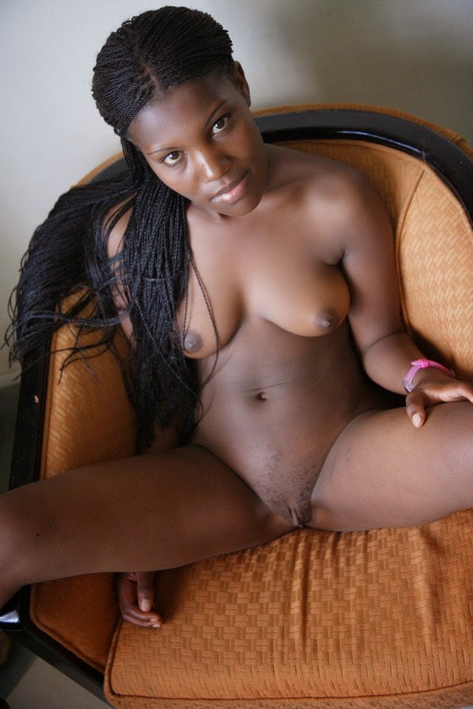 Naked ebony women