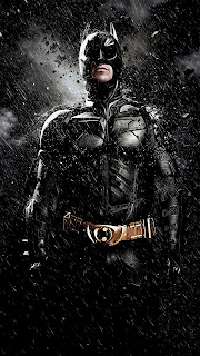 Dark Image of Batman
