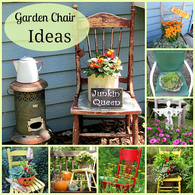 Garden Chair Ideas