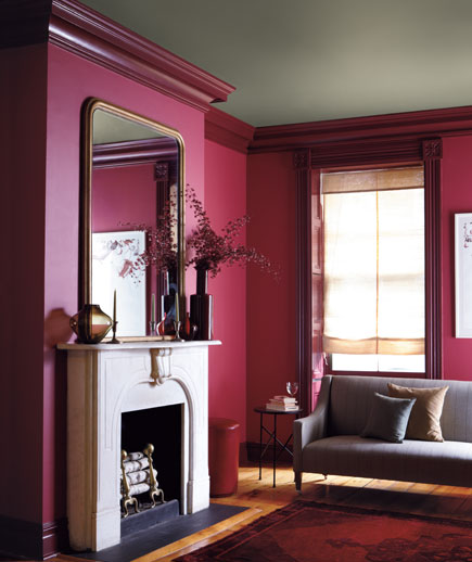 FOCAL POINT STYLING: Beautiful Color Palettes Picked At