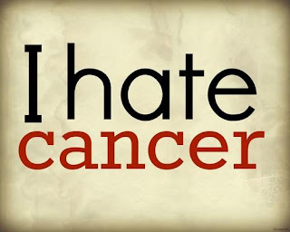"""This is my story: """"F*ck Cancer!"""""""