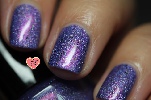 Girly Bits Unicornucopia swatch by Streets Ahead Style