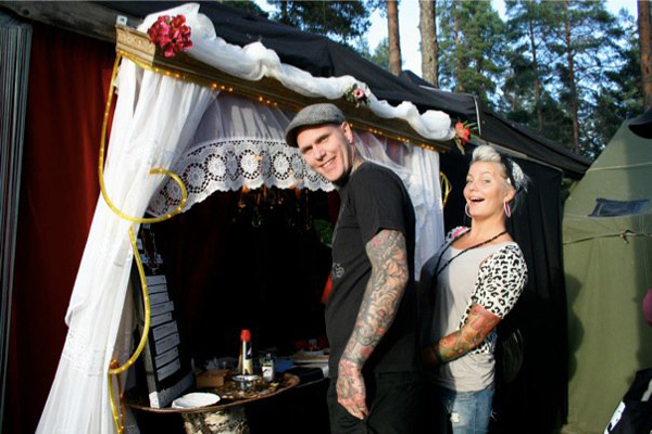 Ampeg SVT skåp dating