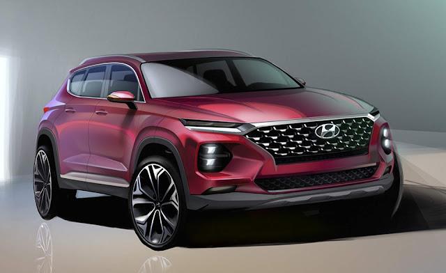 Novo Hyundai Santa Fé 2019