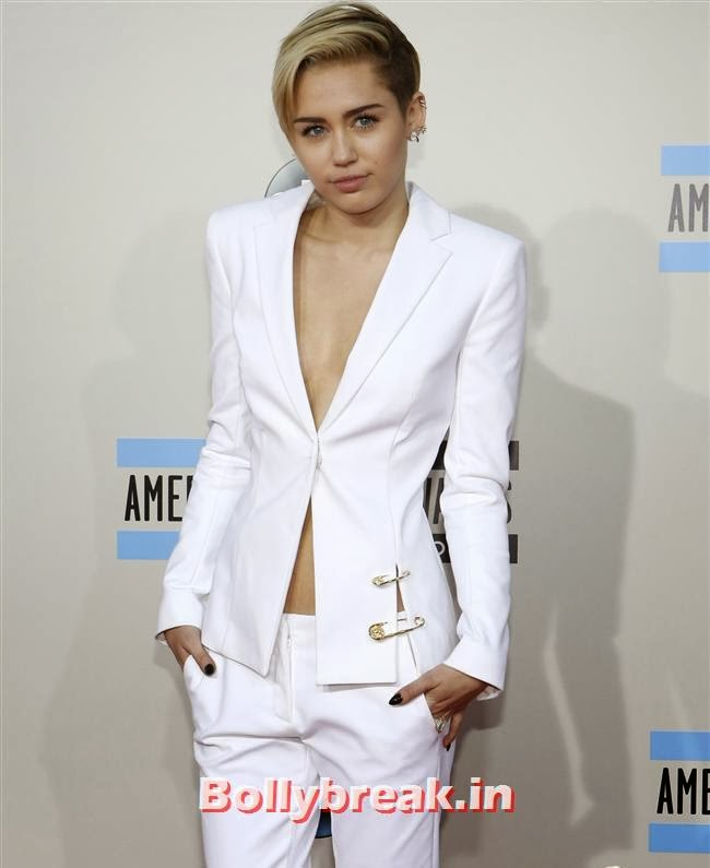 Miley Cyrus, American Music Awards 2013