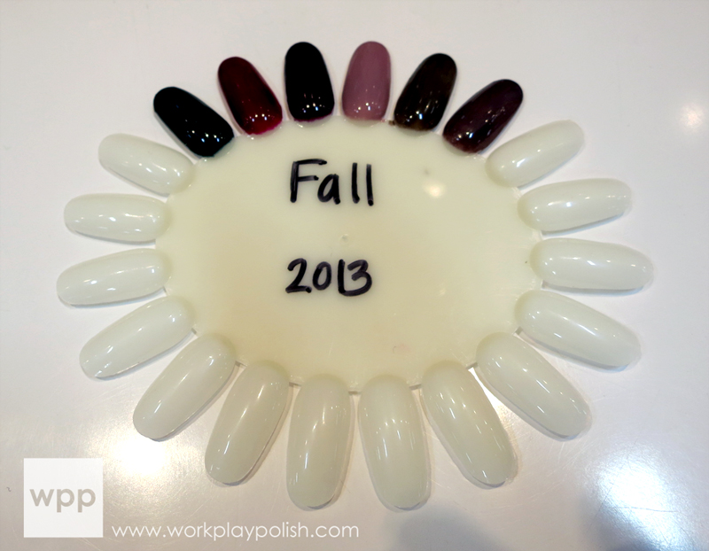Gelish Under Her Spell Collection (Fall 2013)