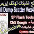 تفليش وفتح الشبكة لهاتف اريس فوكس Iris Vox 4 مسحوبة على CM2 Dongle لمعالج MT6582