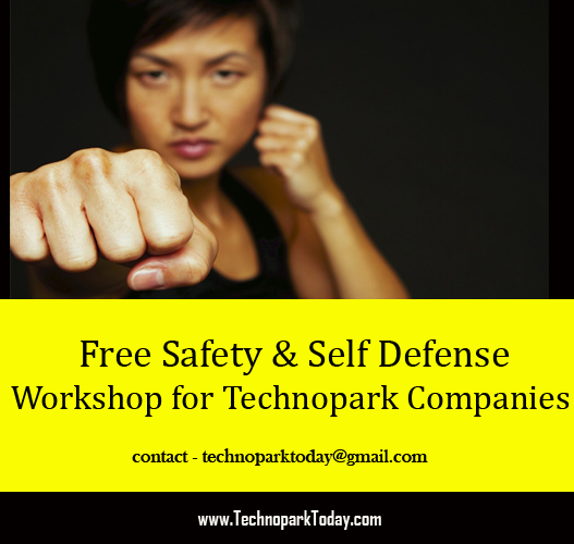 self defence training in technopark for free
