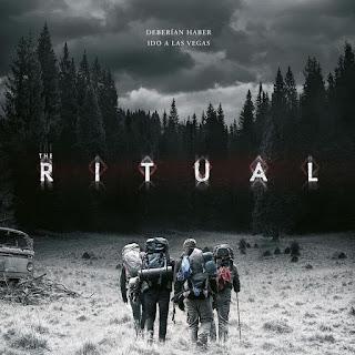 the ritual: trailer subtitulado y fecha de estreno