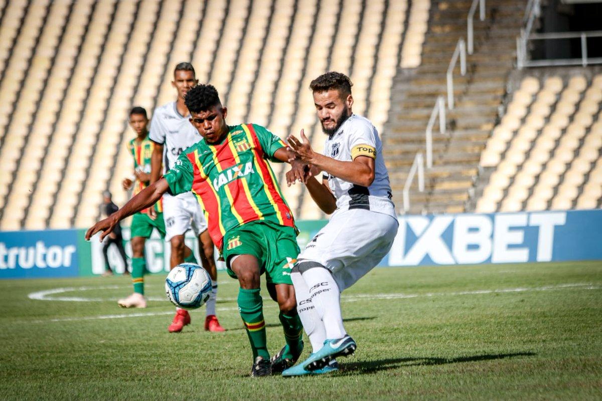 e4baf3e413 Ceará enfrenta Moto neste sábado pela Copa do Nordeste Sub 20 na ...