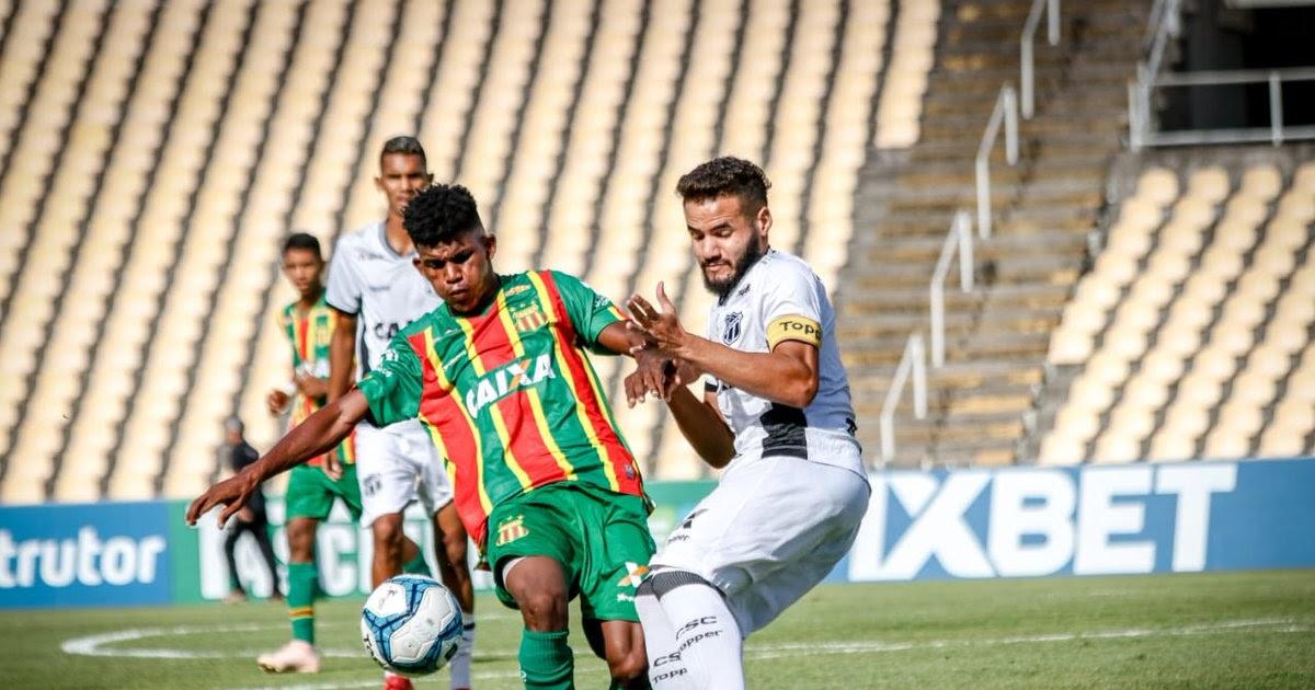 Ceará enfrenta Moto neste sábado pela Copa do Nordeste Sub 20 na Cidade do  Vozão e14a9768a4691
