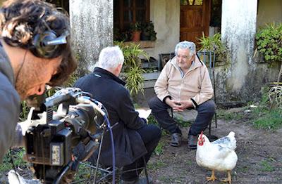Cuộc sống giản dị, thanh đạm của ông Jose Mujica