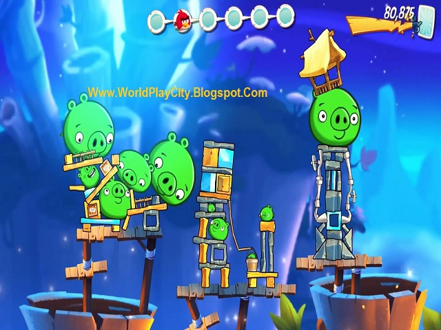 Angry Birds Full Version free Download For Pc