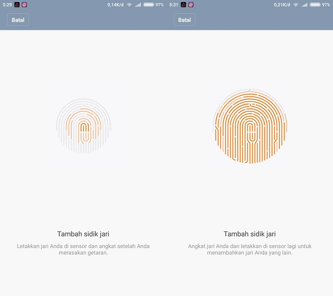 Cara Mengaktifkan Fingerprint di Xiaomi Redmi Note 3 Pro