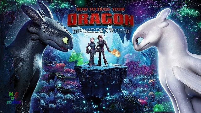 How to Train Your Dragon 3 (2019) DD 5.1 Hindi 720p 480p HDRip Full Movie