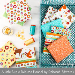 http://www.fatquartershop.com/northcott-fabric/a-little-birdie-told-me-flannel-deborah-edwards-northcott-fabrics