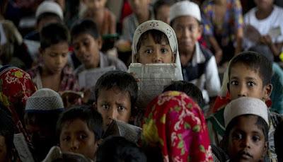 Myanmar Tolak Penyelidikan PBB Terkait Pelanggaran HAM Muslim Rohingya