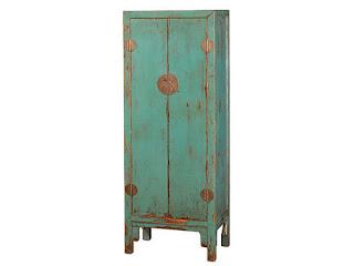 Armario Oriental Azul 2 Puertas Angt